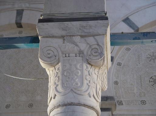 f5a13685a0ef1 وتتوفر لدينا أمثلة عديدة عن هذه الزخرفة في المعالم التي تعود إلى هذه  الحقبة، مثل تربة المراديين في تونس أو جامع أحمد باشا القرمانلي بطرابلس، أو  الجامع ...
